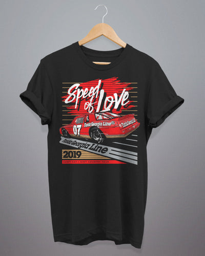 Florida Georgia Line Speed of Love Tee (Unisex)