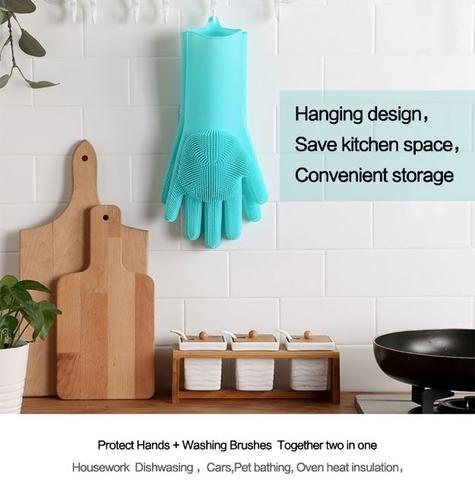 Reusable Silicone Gloves