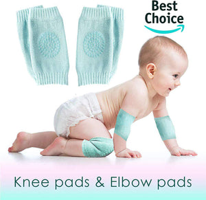 Knee & elbow pads(Random Colour)