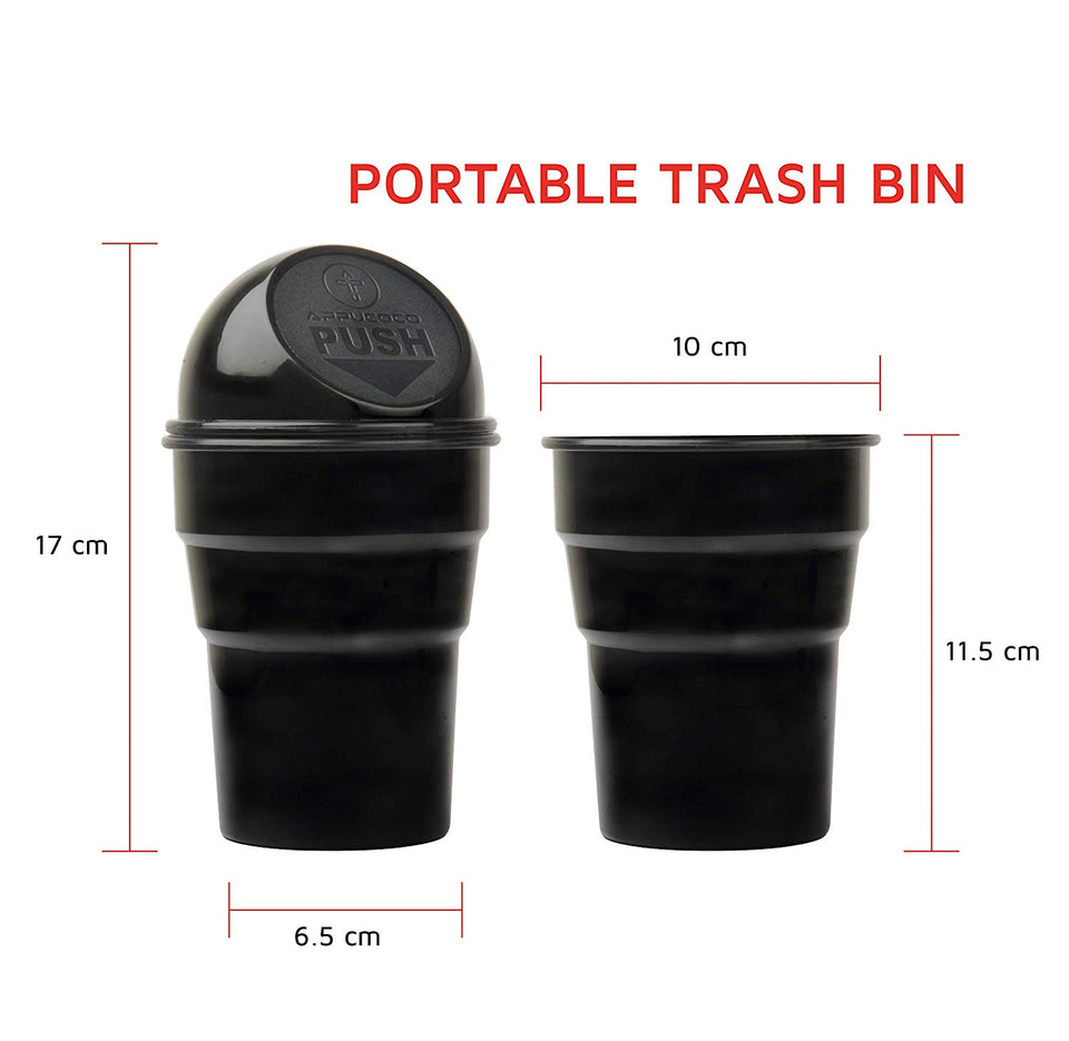 Mini Car Trash Bin – WittyBasket
