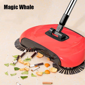 Witty™ 3in1 Hand-Held Broom