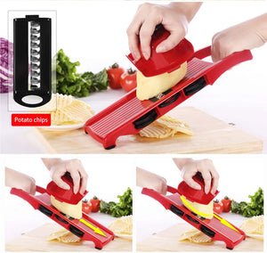 10pcs/set Manual Slicer