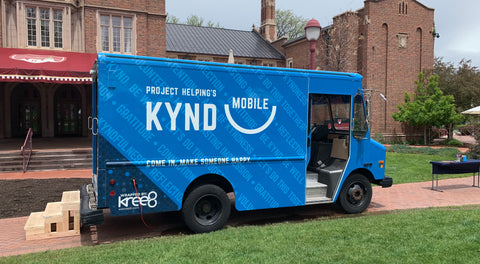 Kynd Mobile - 4 Hour Event