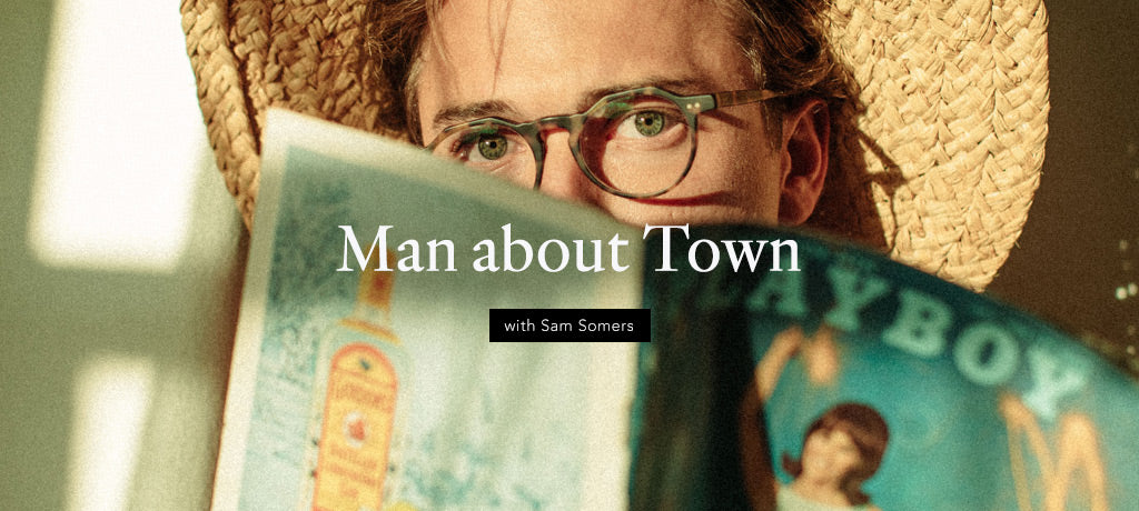 man-about-town