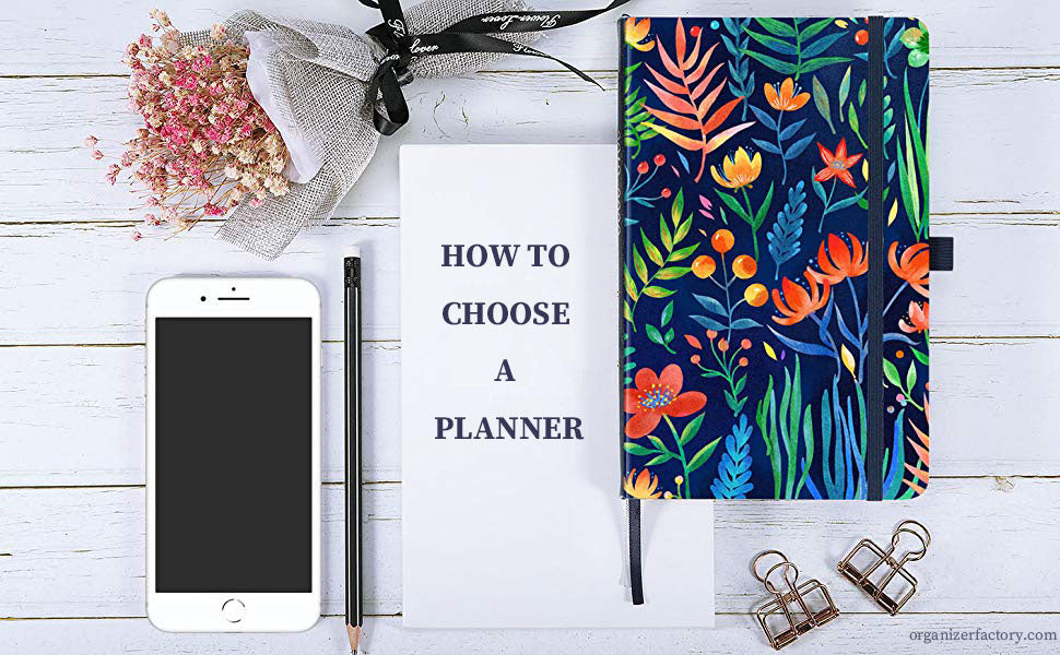 How to Choose a Planner