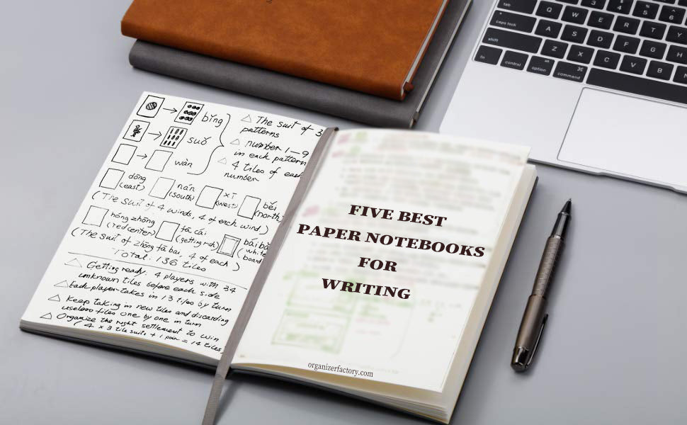 Five Best Paper Notebooks for Writing