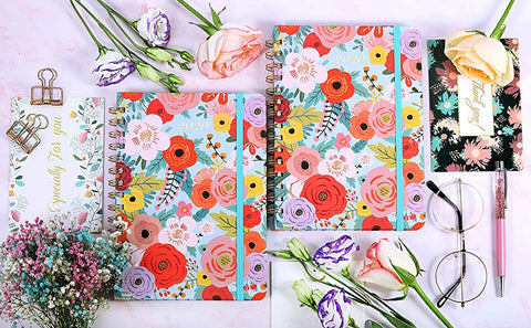 Floral 2020 Weekly&Monthly Planner