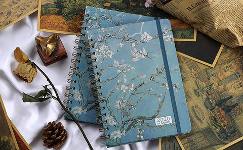 2020 Almond Blossoms Planner
