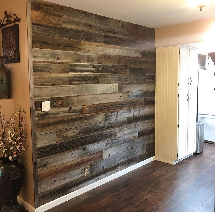Reclaimed Wall Plank