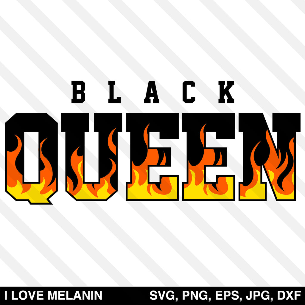 beautiful black queen wallpaper