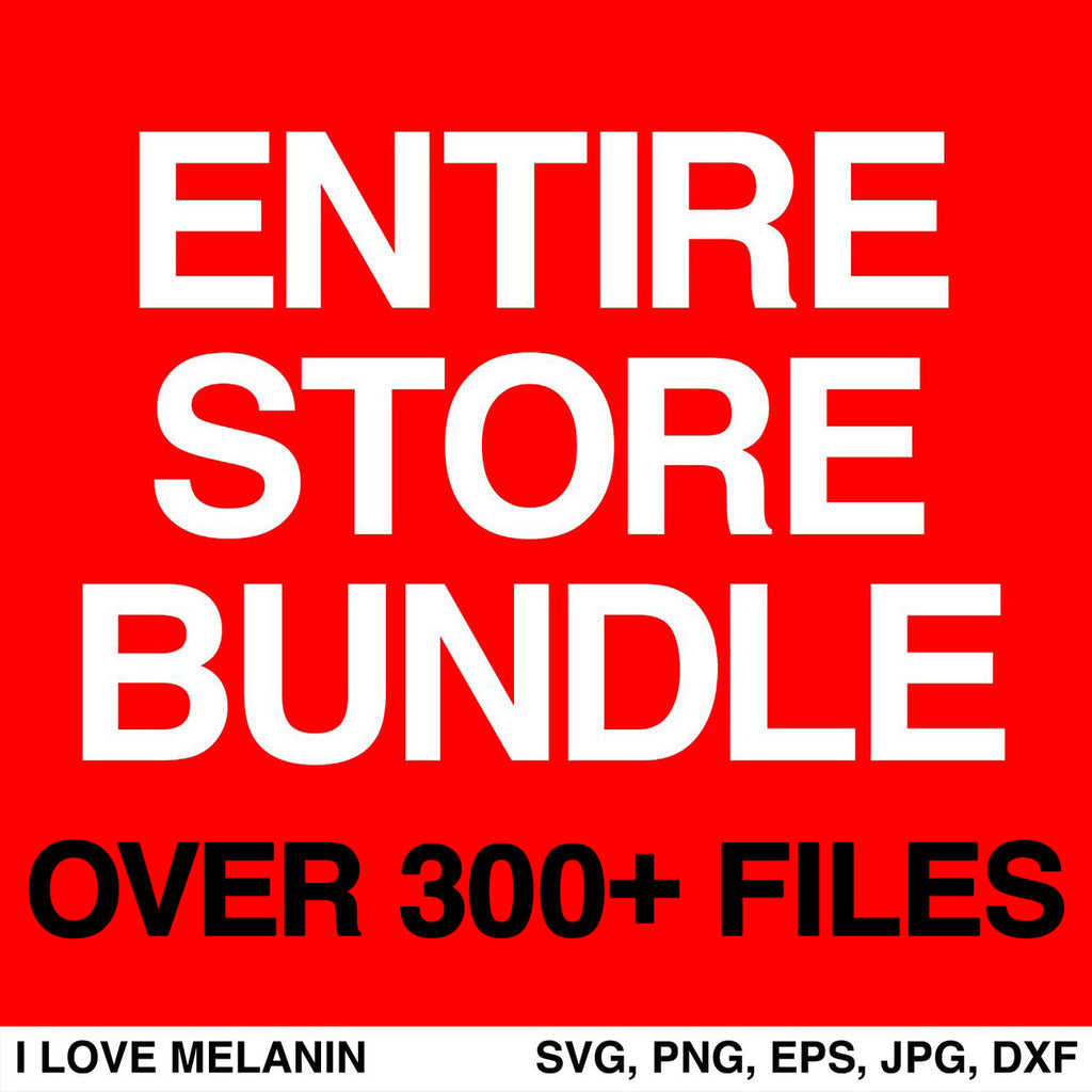 Entire Store Bundle SVG