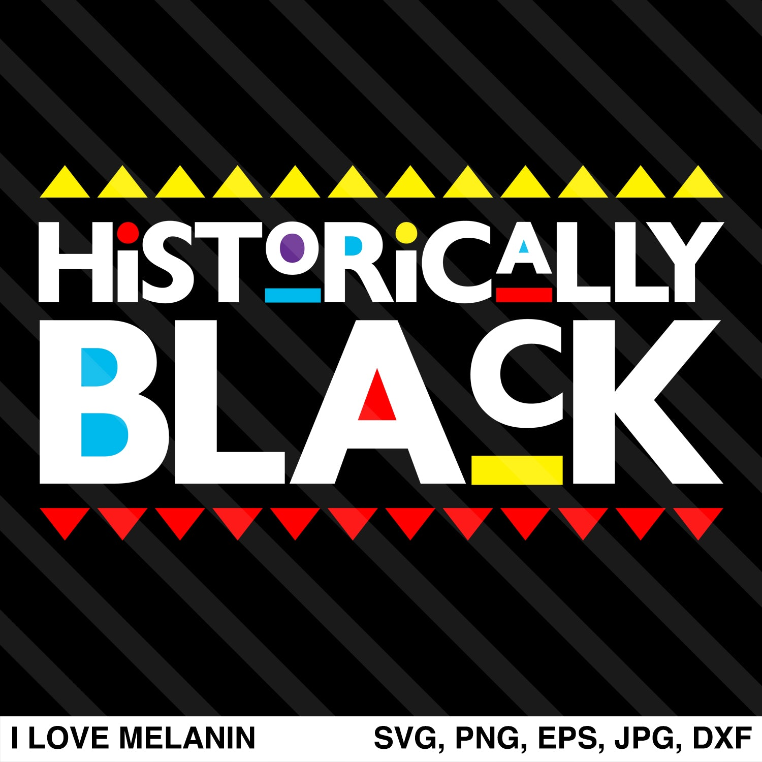 Historically Black SVG