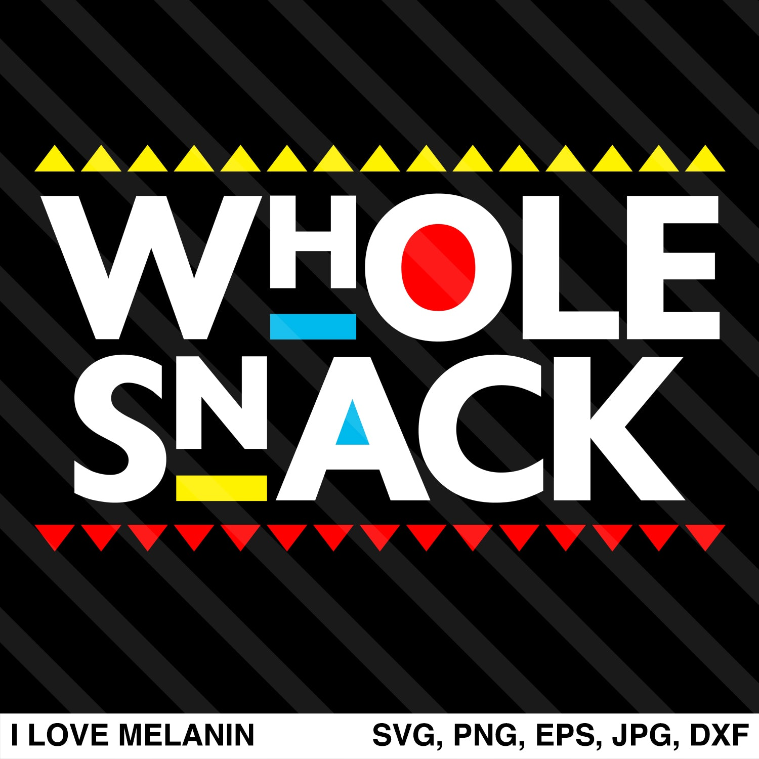 Whole Snack SVG