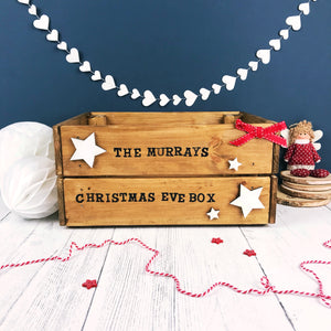 Fun ideas for your Christmas Eve box