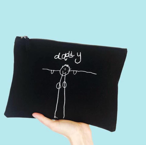 daddy wash bag