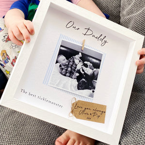 Best Daddy Photo Frame