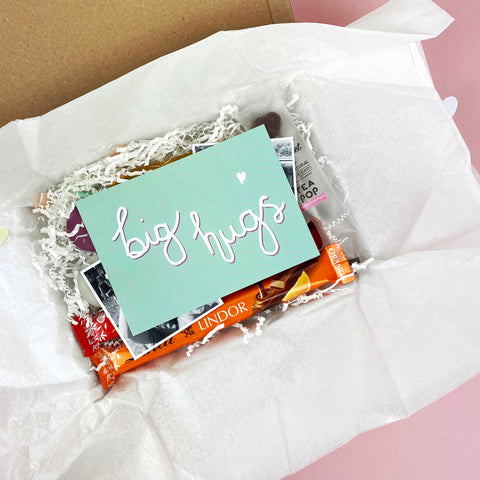 hug in a box gift