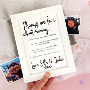 Things We Love About Mummy Gift Box