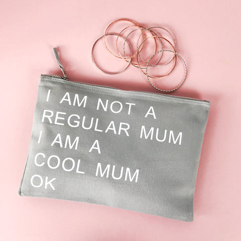 Cool Mum Make Up Bag