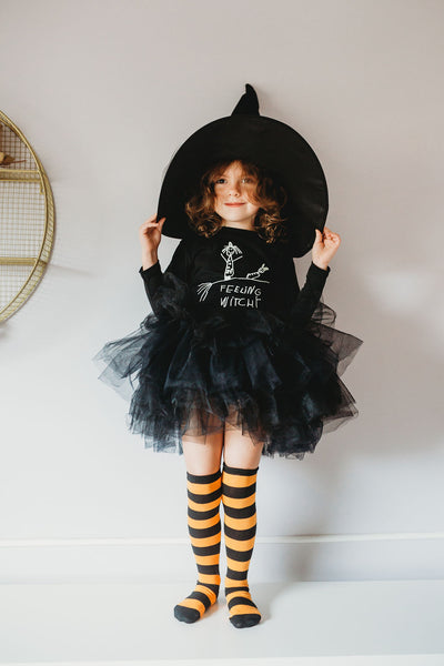 children's drawing halloween t shirt