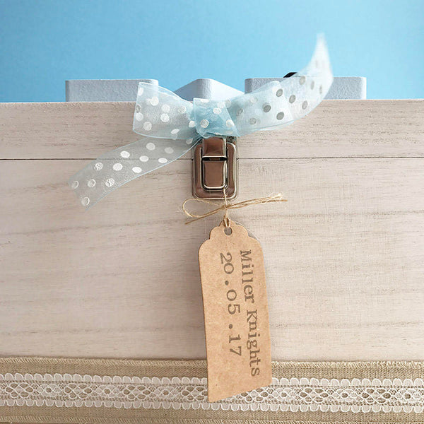 boys keepsake box
