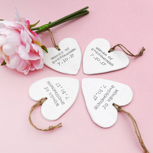 bridesmaid keepsake gift