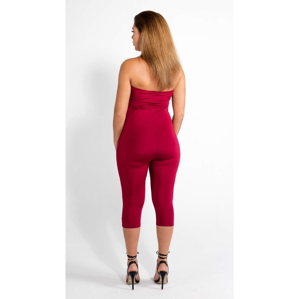 Toni Skin Tight Jumpsuit by medigah