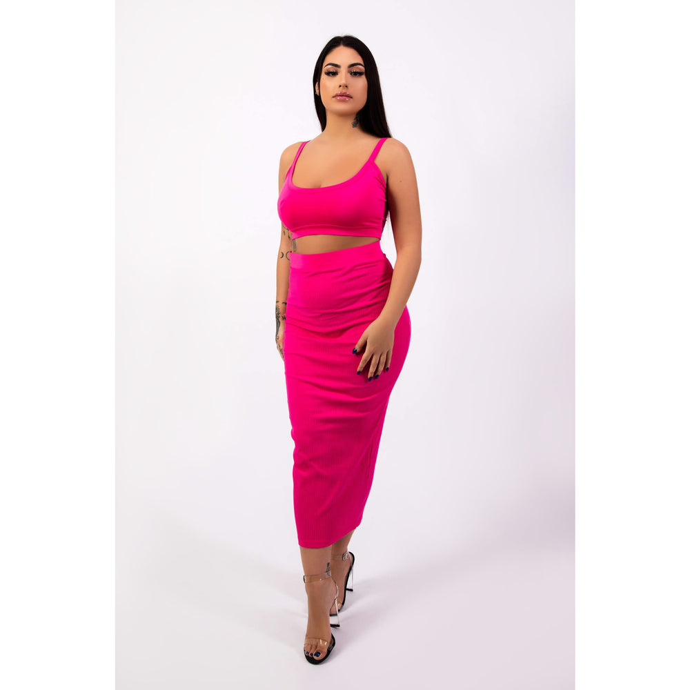 Eva pink Party 2 piece