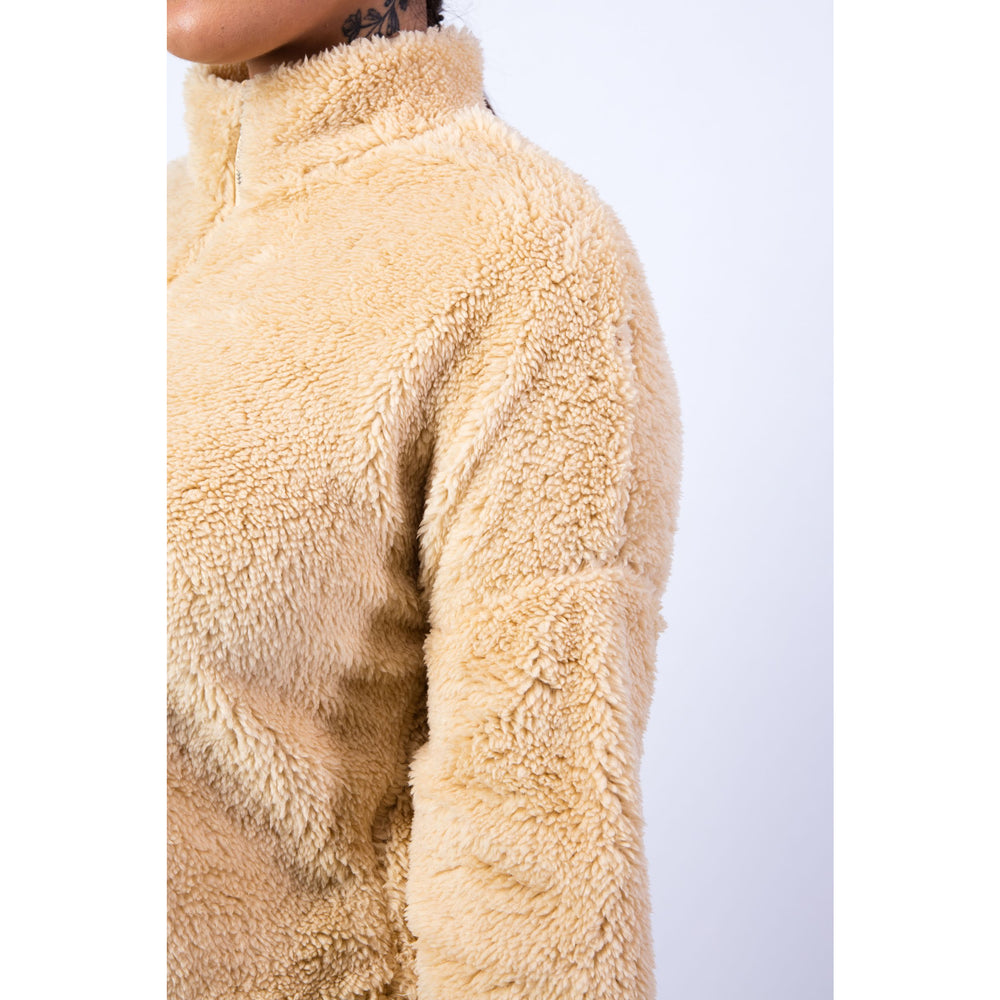 Olivia Soft Teddy Fur Jumper