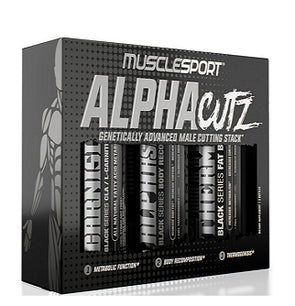 Alpha Shreds Kit