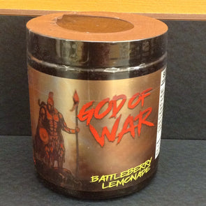 God Of War Preworkout