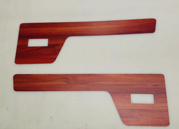 Door Panel Inserts (Driver & Passenger Side / Upper Only)