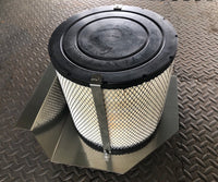 First Gen Cummins BHAF (Big Honkin Air Filter) Heat Shield ONLY
