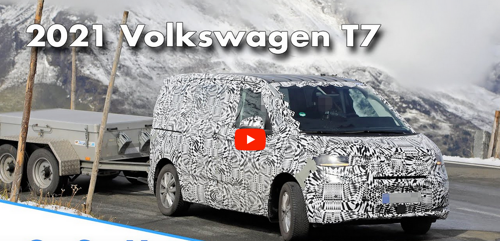 Volkswagen Transport T7 ????