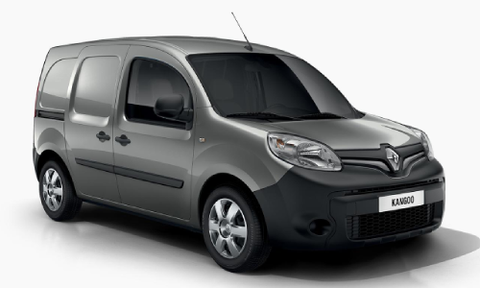 Kangoo X61 - Mid Wheel Base Dual Sliding Door