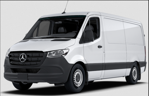 Sprinter - Mid Wheel Base Low Roof RWD