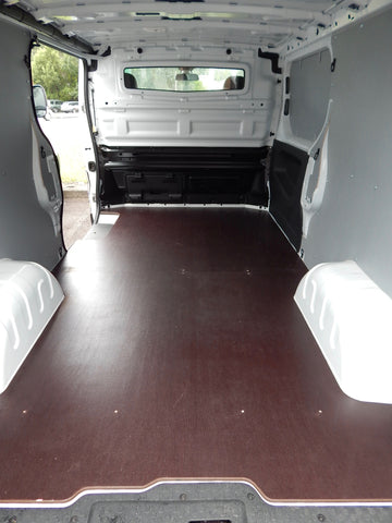 Trafic Long Wheel Base Van Floor