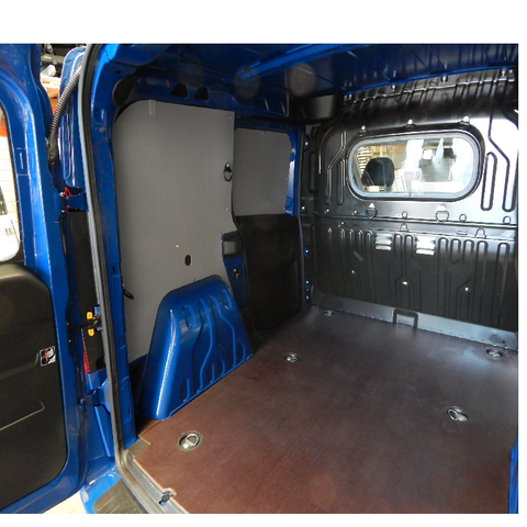 Doblo Short Wheel Base Van Wall Panels