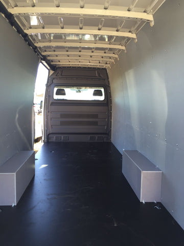 Sprinter Long Wheel Base Van Floor