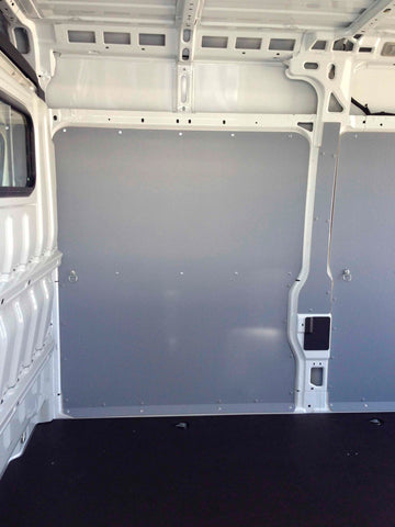 Ducato Extra Long Wheel Base Van Wall Panels