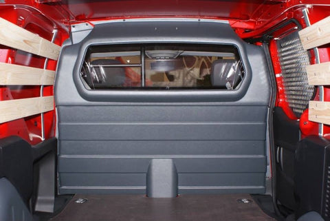 citroen Berlingo Van Bulkhead sealed barrier ani-vapour barrier
