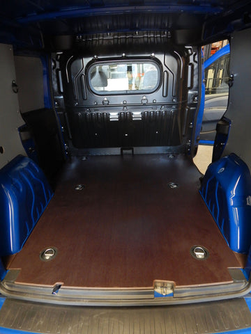 Doblo Long Wheel Base Van Floor