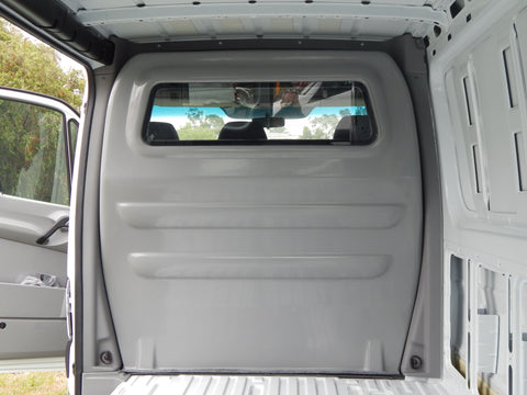 Sprinter Low Roof Van Bulkhead
