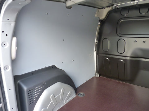 Kangoo Short Wheel Base Dual Door Van Wall Panels