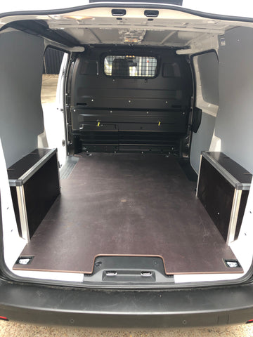 Expert Standard Wheel Base Van Floor