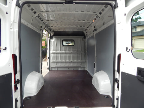 Ducato Extra Long Wheel Base Van Floor
