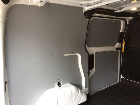 Transit Custom Long Wheel Base Van Wall Panels