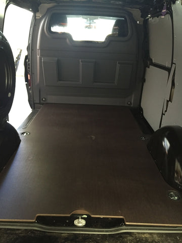 Vito Long Wheel Base Van Floor