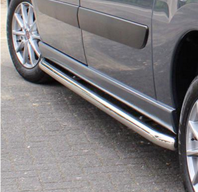Side bars - Chrome high gloss/polish