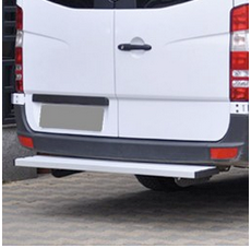 crafter rear step